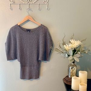 Silver NYC blouse